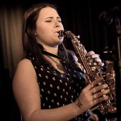 Hebe James Saxophone Player in Edinburgh