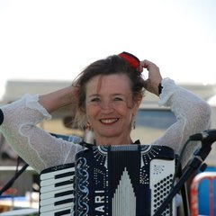 Martina Schwarz Accordionist in London