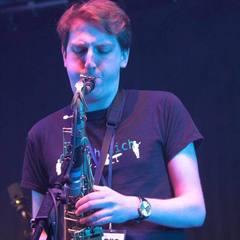 Josh Landsburgh Saxophone Player in Coventry
