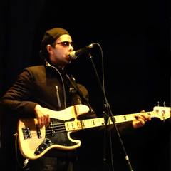 Cliff Watson Bass Guitarist in Liverpool
