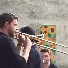 Adam Gilbert Trombone Player in Lancashire