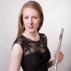 Camilla Marchant Flute Player in London
