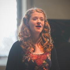 Freya Turton Singer in London