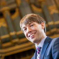 Alexander Binns Organist in London
