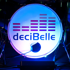 deciBelle Function Band in the UK