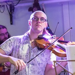 Douglas Morgan Violinist in the UK