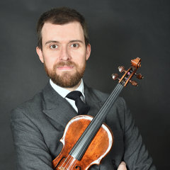 Alan Parmenter Violinist in London
