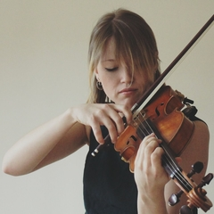 Aria Trigas Payne Violinist in Birmingham