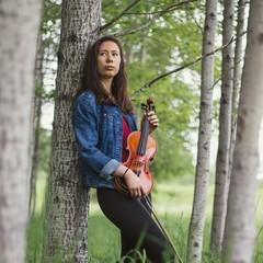 Anna Maria Olsson Violinist in Portsmouth