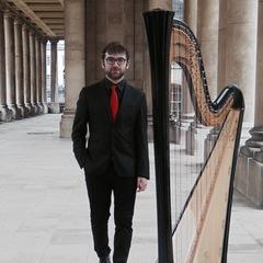 Thomas Zimmer Harpist in the UK