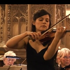 Marian Givens Violinist in London