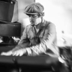 Ben Saville Pianist in Lincoln