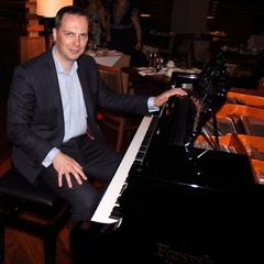 Piano Pete Pianist in Liverpool