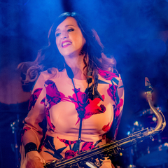 Anna Brooks Saxophone Player in London
