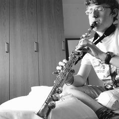 Matthew Richardson Saxophone Player in Cambridge