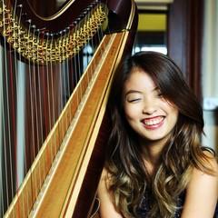Nicolette Chin Harpist in the UK