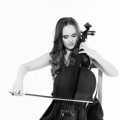 Katja Cross Cellist in Bristol