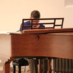 James Doo Pianist in Southampton