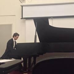 Konstantinos Korkodeilos Pianist in London