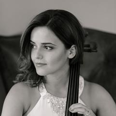 Eleonora Rosca Cellist in Manchester