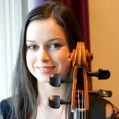 Kirstin Mustard Cellist in Glasgow