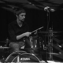 Chris McMahon Drummer in Oxford