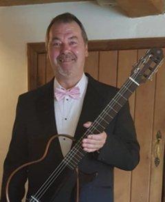 Graham Wilkinson Guitarist in Birmingham
