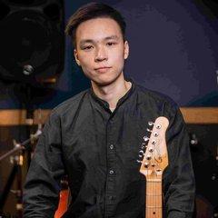Bryan Chung Guitarist in York