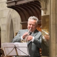 Gordon Jenkins Trumpeter in Edinburgh