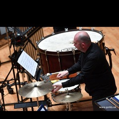 Derek Love Drummer in Edinburgh