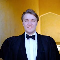 Maximilian Lawrie Singer in Oxford