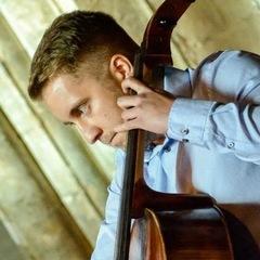 Lewis Fryer Cellist in York