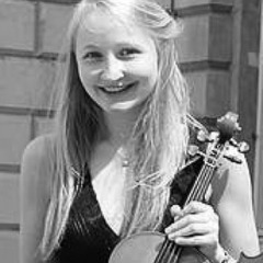 Sophie Frankford Violinist in Oxford