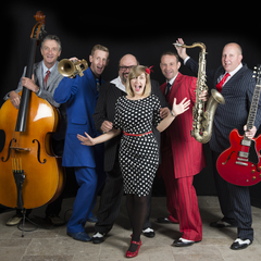 The Numbers Racket Swing Band Jazz Band in the UK