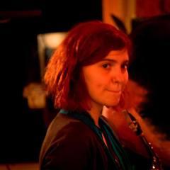 Sofia Roubati Saxophone Player in London