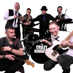 The Crazy Knights Wedding Band in Middlesborough