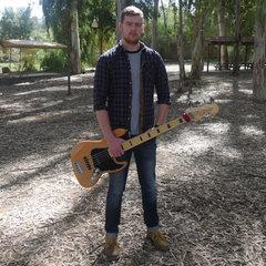 Joe Taylor Bass Guitarist in Birmingham