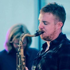 Mike Smith Saxophone Player in Manchester