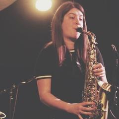 Eden Hammond Saxophone Player in London