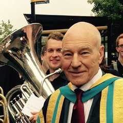 James Ure Tuba Player in Rochdale
