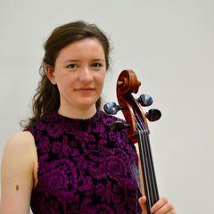 Miriam Nohl Cellist in Durham