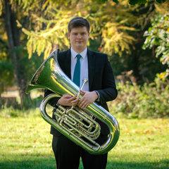 Ben Pepler Tuba Player in Bristol