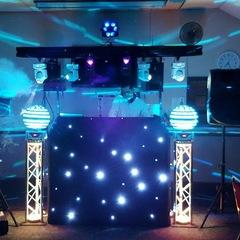 Lee Heron DJ in the UK