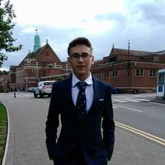 Andrei Mamara Violinist in the UK