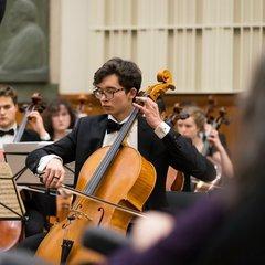 Hibiki Kono Cellist in Edinburgh