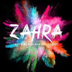 Zahra Deljoui Singer in the UK