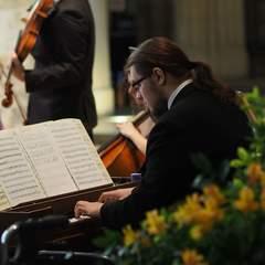 Luke Haydn Organist in Chester