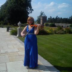 Susan Harris-Cohen Violinist in Coventry