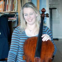 Lilian Kelly Cellist in Birmingham