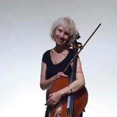 Mayda Narvey Cellist in London